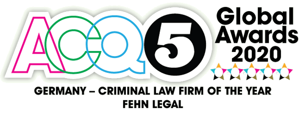 Fehn | Legal Gewinnerlogo auszeichnung-acq5-annual-award-programs-global-awards-2020-germany-criminal-law-firm-of-the-year